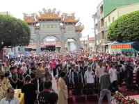 台南學甲慈濟宮保生大帝聖誕 千人參與