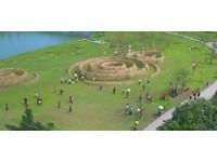 在草地間盪起竹編漣漪 宜蘭「綠色博覽會」6大必拍特色