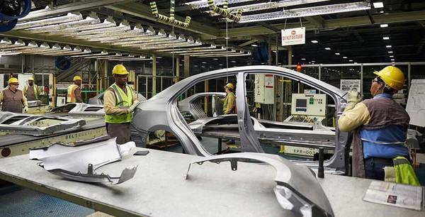 重金加碼13億美元升級北美產線 豐田直指龍頭之日不遠矣(圖/翻攝自Toyota)