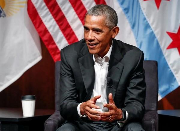 ▲ 美國前總統歐巴馬。(圖/路透社)