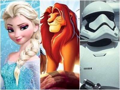 《冰雪奇緣2》上映日確定! 迪士尼4電影連發