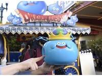 日本環球「史萊姆國王」爆米花桶 Q彈臉頰療癒勇者魂