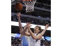 NBA/金塊狠狠砸傷衛冕軍 小牛苦吞開季二連敗
