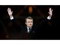 法國總統馬克宏 就職隔日將訪德會梅克爾
