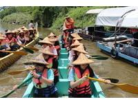 體驗農村生活與划龍舟 義大僑、陸生文化之旅收穫滿