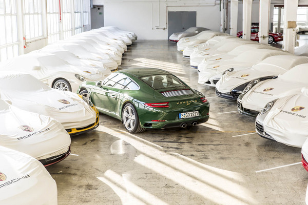 保時捷「百萬911」里程碑達成 竟還有70萬輛現正服役中!(圖/翻攝自Porsche,以下同)
