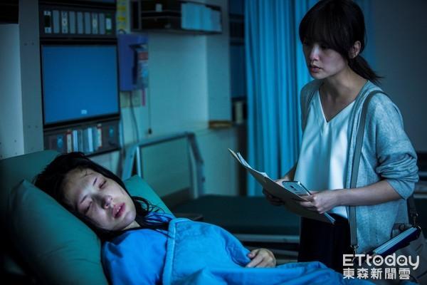 《紅衣小女孩2》許瑋甯、楊丞琳。(圖/威視提供)