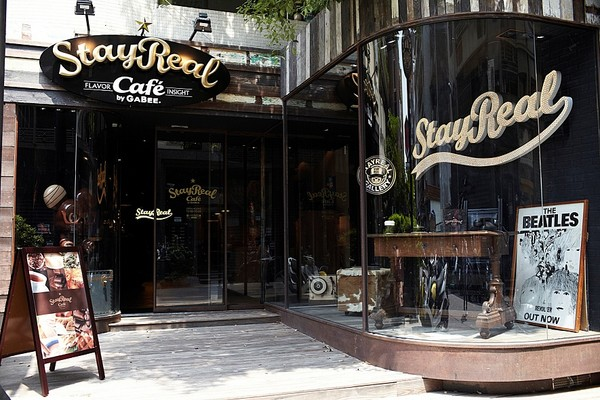StayReal Café by Gabee