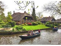 讓你一生難忘的童話仙境!自駕遊夢幻的荷蘭「羊角村」