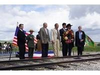 美猶他州「金釘節」 向百年前殉職鐵路華工致敬