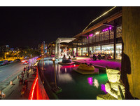 180度環景餐廳好像到了峇里島 晝夜還可眺望淡水河美景