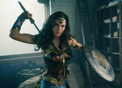 得獎公布/DC第一位女英雄蓋兒加朵《神力女超人》力量的起源