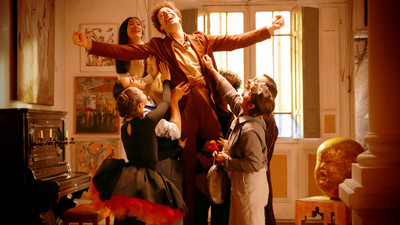 得獎公布/大師打造超現實魔幻電影《歡迎來到詩樂園》