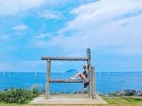 少女必去超好拍!坐擁無敵海景的基隆3大公園