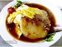 當地人才知道的私藏美食!台南使用自製豬油的「肉粿」