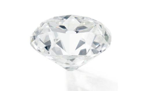 他逛地攤300元買的「假鑽」 竟在蘇富比賣到「1300萬」鑽石鑽戒(圖/翻攝蘇富比網站)