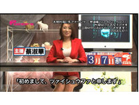 人才外流SOD?「台灣最美女主播蔡淑華」下海當AV女優。(AV女優高橋美緒)