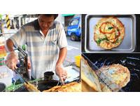 超佛心銅板小吃!台南灣裡菜市場10元「蔥仔餅」