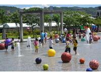 夏日消暑新去處!陶博館戲水區開幕 大人小孩都免費