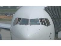 機長開窗道別!達美末班機今起飛 正式退出台灣市場