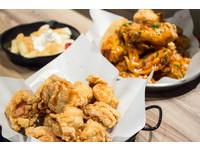 除了洋釀口味 這家韓式炸雞店還有韓式椒麻、香濃起士