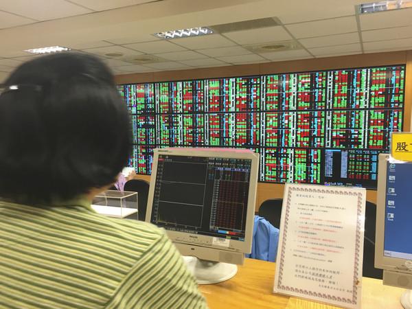 股市、投資、理財、證卷交易、股票(圖/記者黃克翔攝)
