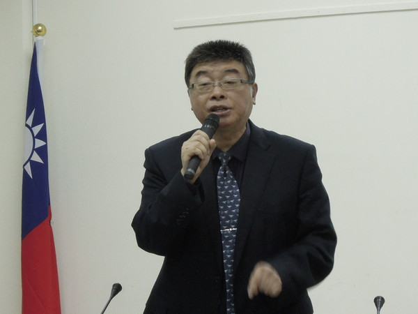 前立委邱毅。(圖/資料照)