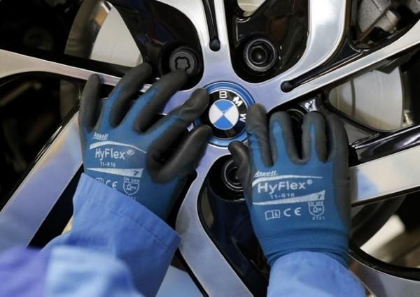 BMW。(圖/示意圖/路透社)