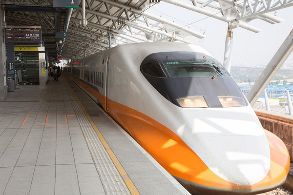 ▲台灣高鐵,高鐵,台中站(圖/記者季相儒攝)