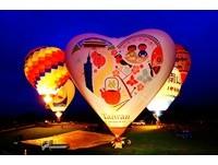 天氣不穩!今年首場「台北熱氣球光雕音樂會」延期