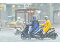 第二波「致災梅雨鋒」下周報到!14日起豪雨狂炸全台3天