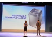 尋找更多可能!三星推出全新兩門冰箱與不打結洗衣機