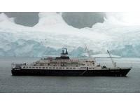俄羅斯「無人幽靈船」消失數月 現身在愛爾蘭港口