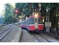 阿里山森鐵推「火車碰壁」郵輪式列車 中途停靠秘密景點
