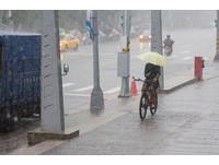 強而持久! 第二波致災梅雨鋒帶豪雨「影響5天↑」到18日