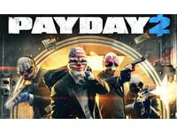 《Pay Day 2》500萬份免費發送中!21日將推究極版