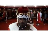 NBA/熱火隊搶拍「哈林搖」 角色扮演扭全身
