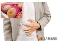 芒果吃太多 腸糞石阻塞引起腹痛