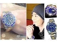 陳喬恩曬情侶錶「想你」示愛霍建華 網友熱拱復合