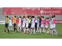 亞洲盃資格賽/獲得小組首勝 國訓教頭:國內球員關鍵