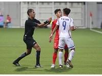 亞洲盃資格賽/惹怒對手吃黃牌 陳浩瑋:我在逗他