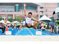 林鴻敏8公尺10全國歷年第四 日本大學賽跳遠奪金