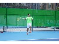 網球中心正式啟用測試 選手表示:比照大滿貫規格