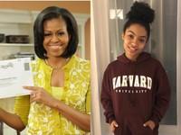 蜜雪兒歐巴馬幫寫推薦信 17歲童星錄取哈佛!