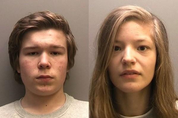 ▲▼14歲情侶冷血殺害媽媽和妹妹。(圖/翻攝自Lincolnshire Police網站)