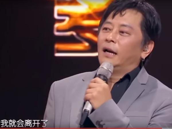 ▲王傑宣布退出歌壇!(圖/翻攝自YouTube)