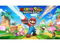 E3 17/經典角色配大戰略!《瑪利歐+瘋狂兔子》動手玩