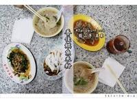 龍山寺古早味美食 超暖胃的旗魚米粉湯!