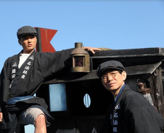 ▲▼ 他白手起家成石油大亨! 《海賊》催淚重現東京大空襲            。(圖/采昌國際多媒體提供)