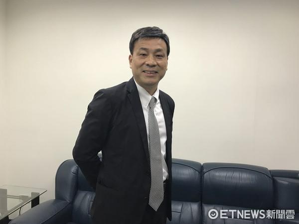 ▲潤泰新董事長簡滄圳。(圖/記者陳佩儀攝)